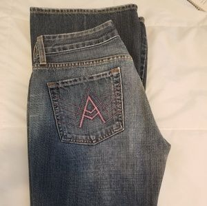 7 jeans, for all man kind. Size 29